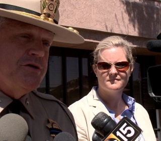 Arizona Police Discuss I-10 Shootings Case