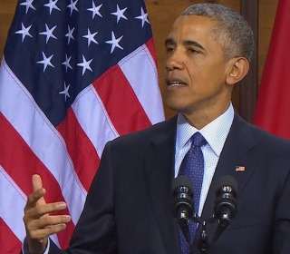 Obama Explains Decision to Send More Troops to Syria