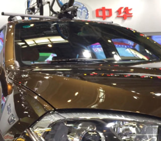 Seeing Double: Chinese Autos Ape Foreign Models