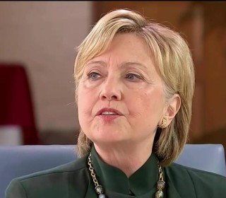 Clinton Focuses on Trump in NBC News Interview During Indiana Primary