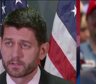 Speaker Ryan invites Trump to Capitol on Thursday