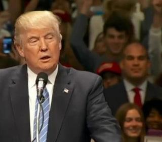 Trump clinches GOP nomination