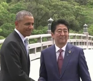 Obama Has Opportunity to Heal Lingering Wounds in Hiroshima Visit