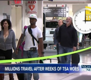 TSA in Hot Seat as Memorial Day Travel Begins