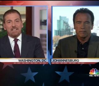 Will Schwarzenegger Endorse Trump?