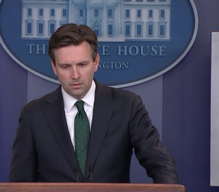 White House: Airstrike on Syrian Refugee Camp is Indefensible