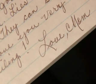 Letters to Daughter Found 23 Years After Mom's Death