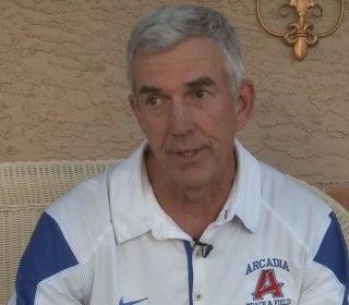 Coach Remembers Fallen Navy SEAL
