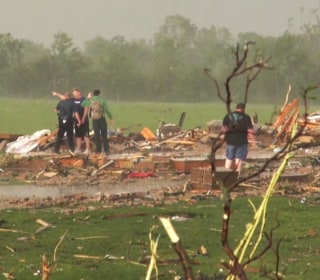 Half-Mile Wide Tornado Ravages Parts of Kansas