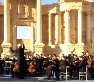 Concert Held in Ancient Ruins of Palmyra, Once Held by ISIS