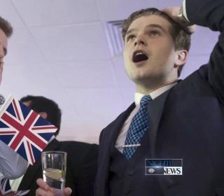 Britain's Vote to Leave EU Sends Global Markets Plummeting