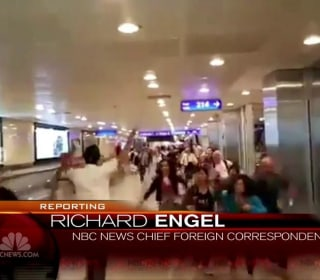 NBC News Special Report: 10 Dead In Istanbul Airport Attack