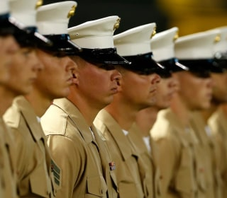 The Marines Are Taking 'Man' Out of Job Titles