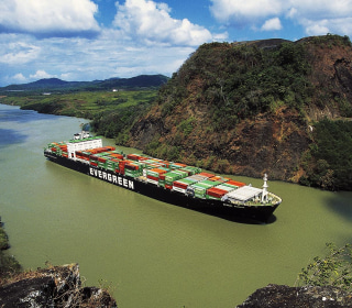 Super-sized Panama Canal Open for Business