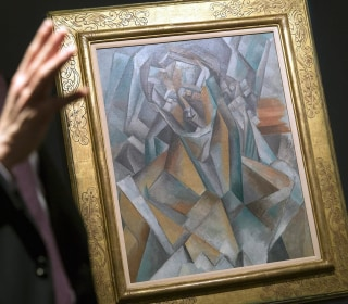 Picasso's Cubist Masterpiece Sets World Record at Auction