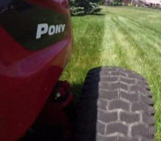 Avoiding Lawnmower Tragedies