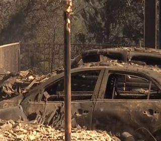 Massive California wildfire threatens more than 1,000 homes