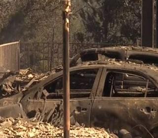 Massive California wildfire threatens more than 1,000 homes