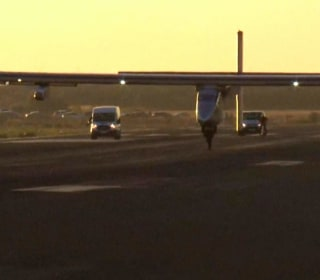Zero-Fuel Plane Solar Impulse 2 Completes Trans-Atlantic Flight