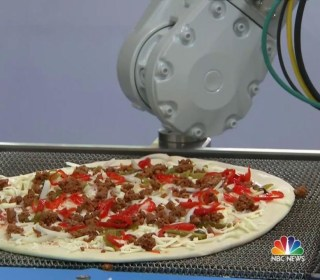 Inside the Startup That Is Serving Pizza Made by Robots
