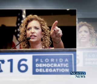 DNC Chair Resigns Amid Chaos, Pulls Out of Convention Opening