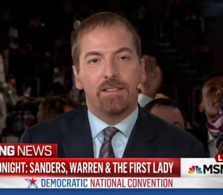 Chuck Todd Analysis: Are Democrats Having Tea Party Moment?