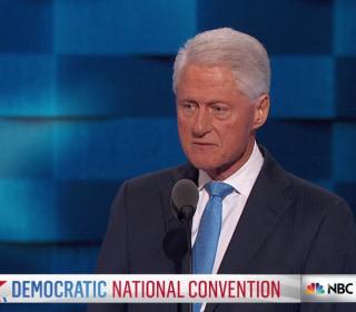 Clinton: Hillary 'Best Change Maker' he Ever Met