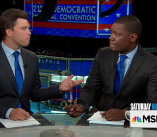 SNL's 'Weekend Update' Roasts Democratic National Convention