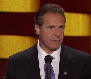 Cuomo: Red, White, and Blue Only Colors That Matter in U.S.