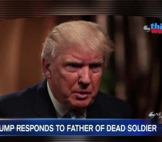 Trump: 'I Think I've Made A Lot of Sacrifices'