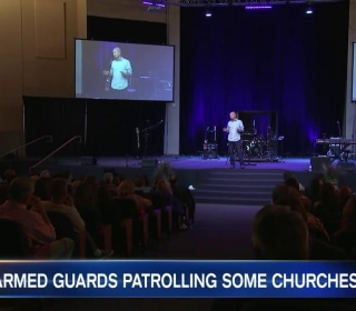 Churches Turn to Armed Security to Protect Parishioners