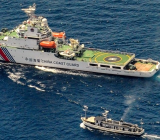 Vietnam lodges protest against Beijing after fishing boat sunk in South China Sea