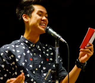 In Embracing Poetry, Alex Dang Is Connecting With His Roots