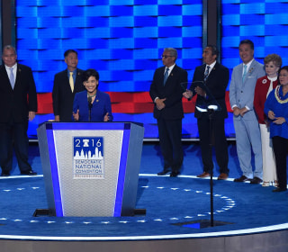 Asian American and Pacific Islander Elected Officials Celebrate 'Firsts' at DNC