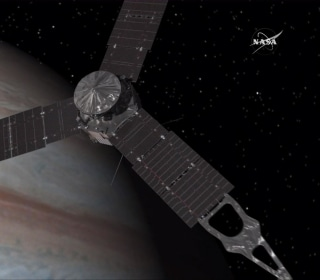 Juno Probe Entering Risky Portion of Approach to Jupiter