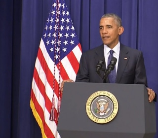 President Obama Reacts to Munich Shootings