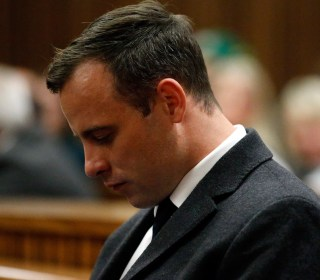 Watch Oscar Pistorius Learn He'll Serve 6 Years for Murder