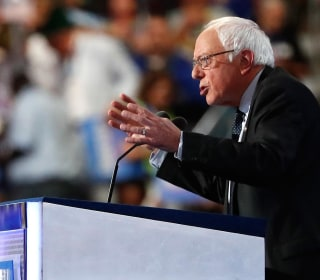 Bernie Sanders to supporters at DNC: Unify behind Hillary Clinton