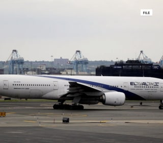 El Al Flight Gets Swiss Fighter Jet Escort After Bomb Threat