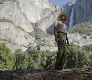 Yosemite Ranger Discovers Park's True Owners
