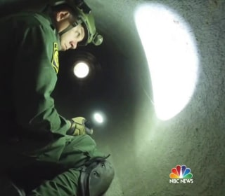 Meet the Border 'Tunnel Rats' Patrolling Deep Underneath the U.S., Mexico Border