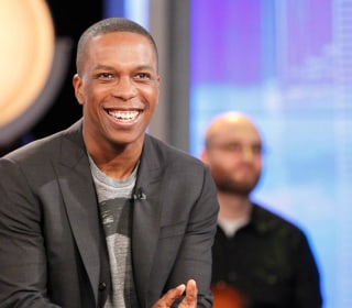 Leslie Odom Jr.'s Journey From the Stage to the Studio