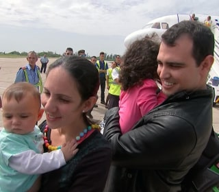 Family on First U.S. Flight to Cuba Will Baptize Kids, Get Married
