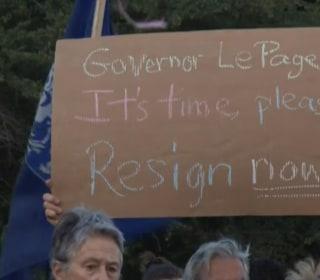 Maine Activists Send 'S.O.S.' to Gov. LePage