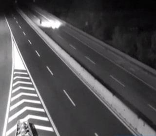 Cameras Capture Moment Italy Quake Hit