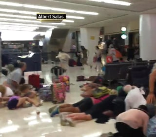 Video Shows How Active Shooter Report Throws JFK Airport into Chaos