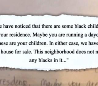 Racist Letter Targets Kansas Family