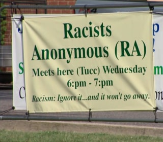 'Racists Anonymous' Pushes For Change