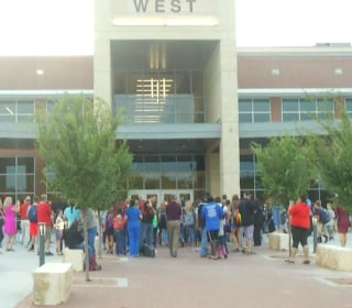 West, Texas Students Go Back To School