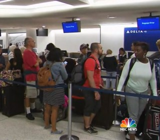 Delta Outage Outrage: More Than 1,500 Flights Canceled